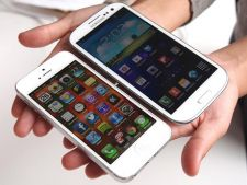 iPhone 5, Samsung Galaxy S3 si S4 au securitate demna de Pentagon