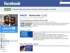 UNICEF critica activismul online: Like-urile Facebook nu salveaza vieti