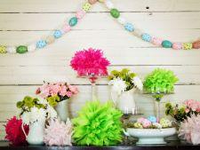 Cum sa faci o ghirlanda de oua pentru decorarea casei de Paste