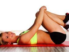 4 exercitii rapide care te ajuta sa te mentii in forma