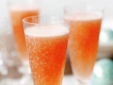 Cocktail fizz cu clementine