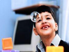 Copiii autisti vad miscarile de doua ori mai repide decat cei sanatosi