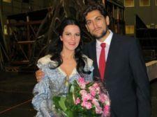 Secret deconspirat: Angela Gheorghiu si Cezar Ouatu au o relatie de aproape un an