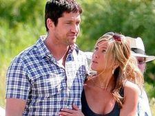 Jennifer Aniston, din nou in tandreturi cu Gerard Butler