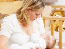 Laptele formula poate ajuta alaptarea in cazul unor bebelusi