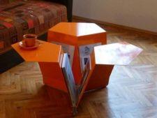 Stiluri de design interior inspirate din arta japoneza origami
