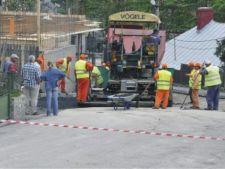 Centrul statiunii Sinaia va fi blocat timp de doua luni