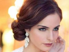 5 coafuri de nunta la moda in 2013