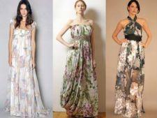 5 moduri de a pune in valoare o rochie maxi