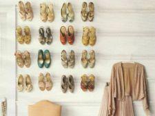 4 tipuri de suporturi, utile pentru amenajarea pantofilor