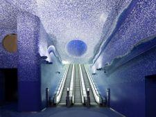 Top 6 cele mai spectaculoase statii de metrou din lume