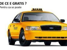Serviciu gratuit de taximetrie in Bucuresti