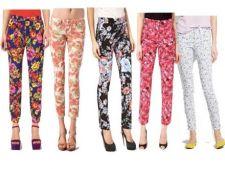 Tendinte vara 2013: 5 modele de pantaloni cu imprimeuri