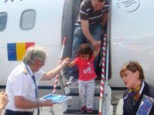 Activitati aviatice pentru copii de 1 iunie