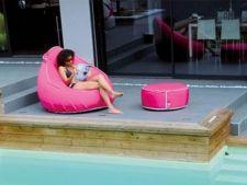 4 tipuri de mobilier gonflabil, potrivite pentru amenajarea curtii