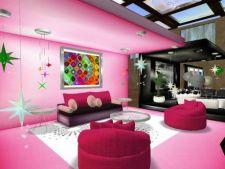 Inveseleste-ti casa cu nuante de roz!