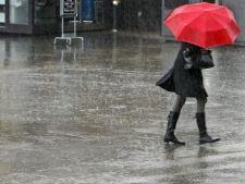 Ploiele continua si in zilele urmatoare