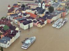 Europa, sub ape. Dunarea, risc mare de inundatii