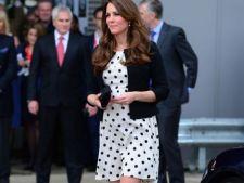 5 tinute pentru sarcina inspirate de Kate Middleton