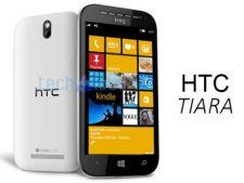 Cum arata noul HTC Tiara