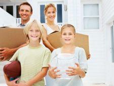 Mutatul de la apartament la casa: 5 sfaturi pentru o instalare confortabila