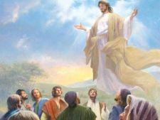 Astazi se sarbatoreste Inaltarea Domnului