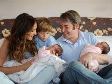 5 vedete de la Hollywood care au nascut gemeni