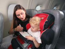 3 ponturi utile despre cum sa calatoresti cu avionul impreuna cu copilul tau
