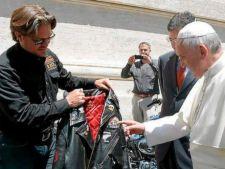 Papa Francisc, cadou inedit de Ziua Motociclistilor