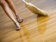 3 mituri despre curatarea covoarelor si parchetului