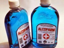 Vanzator de alcool sanitar contrafacut urmarit penal, dupa ce mai multe persoane au murit