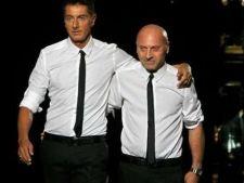 Creatorii de moda Dolce si Gabbana, condamnati la inchisoare cu executare