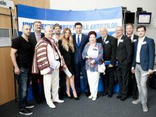 Artistii romani isi apara drepturile in Parlamentul European