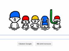 Solstitiul de vara 2013, sarbatorit de Google