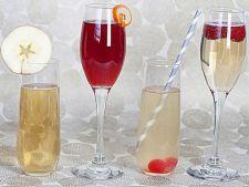 5 cocktailuri stropite cu sampanie, pentru un rasfat savuros de vara