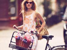 Moda pe bicicleta: 4 tinute chic pentru vara 2013
