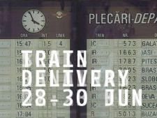 Train Delivery, evenimentul care va insufleti Gara de Nord