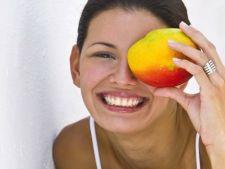 Mango, ideal pentru ingrijirea si hranirea tenului