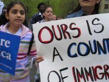 Prima reforma a imigratiei, adoptata in SUA intr-un sfert de secol