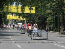 Bulevardul Kiseleff se transforma in arena sportiva pentru 9 weekenduri