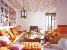 Decoreaza-ti livingul cu ajutorul stilului marocan