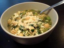 Supa italiana cu oua