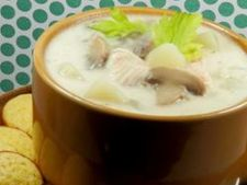 Supa-crema de peste