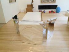 Piese de mobilier invizibile, creatia unui designer american