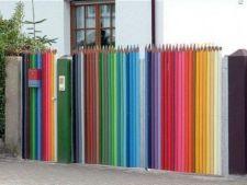 4 modele de garduri neobisnuite, perfecte pentru orice curte