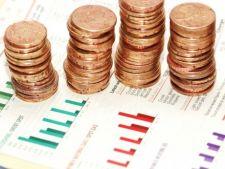 Salariul mediu net a scazut cu 3% in luna mai