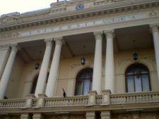 Un dispozitiv explozibil a fost detonat la Universitatea Tehnica