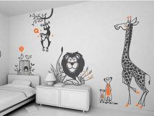 Schimba aspectul casei cu ajutorul stickerelor decorative pentru pereti!