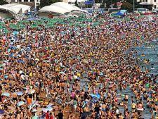 Cele mai aglomerate plaje din lume