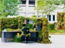 4 idei pentru amenajare a unor spatii de lucru in aer liber